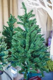 Green Mini Fibre Optic Christmas Tree 3ft by Tabletop Snowing Christmas Tree The Green Head Garden Pre Lit