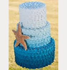 Beach Wedding Cake We This Moncheribridals