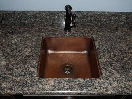 Undermount Bar Sink White by Copper Bar Sinks Copper Prep Custom Sinks By Circle City Copperworks