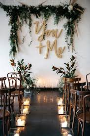 Indoor And Outdoor Wedding Reception Backdrop Art WeddCeremonyCom