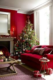 Why You Should Decorate With Copper This Year Christmas InteriorsChristmas Living RoomsRed