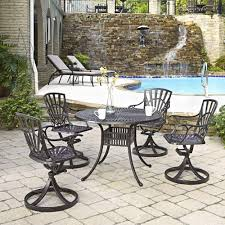 Patio Dining Sets Home Depot by Round Patio Dining Sets Patio Dining Furniture The Home Depot