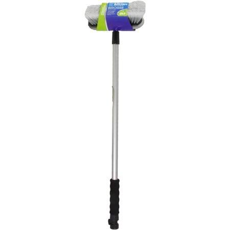 "Carrand 8"" Wash Brush with 28"" Handle"