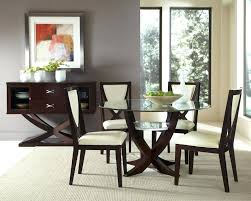 glass dining room sets clearance table for 8 canada set modern