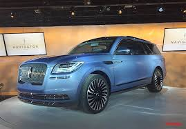 Lincoln Navigator Concept Surprises With Gullwing Doors In New York ... Spied 2018 Lincoln Navigator Test Mule Navigatorsuvtruckpearl White Color Stock Photo 35500593 Review 2011 The Truth About Cars 2019 Truck Picture Car 19972003 Fordlincoln Full Size And Suv Routine Maintenance Used Parts 2000 4x4 54l V8 4r100 Automatic Ford Expedition Fullsize Hybrid Suvs Coming Model Research In Souderton Pa Bergeys Auto Dealerships Tag Archive Lincoln Navigator Truck Black Label Edition Quick Take Central Florida Orlando