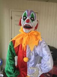 Cheap Animatronic Halloween Props by Making A Bad Halloween Prop Scary Ebay Clown