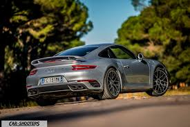 Porsche 911 Turbo S Ready to take off