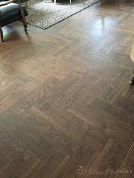 wood look tile floors addict