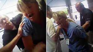 The Tortilla Curtain Summary Chapter 5 by Nurse Dragged Out Of Hospital Arrested For Doing Her Job New