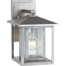 pewter outdoor wall mounted lighting outdoor lighting the