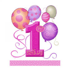 1200x1200 1st Birthday Balloons Pink Party Boxes