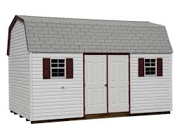 Vinyl Siding Barn Style (6' Sidewall) Sheds   Sheds By Siding ... Best 25 Shed Doors Ideas On Pinterest Barn Door Garage Richards Garden Center City Nursery Wildcat Barns Rent To Own Sheds Log Cabins Carports Style Doors Door Ideas A Classic Is Always In The Yard Great Country Our Buildings Colonial Affordable Storage Lodges And Livable Ranbuild Mini Horizon Structures Gambrel Roof Vs Gable Which Design For You Backyard Storage Building Barn Style Sheds With Loft Shed