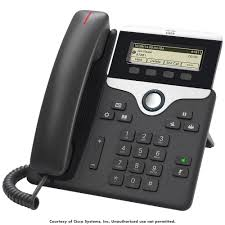 Cisco 7811 SIP VoIP Phone - CP-7811-3PCC-K9