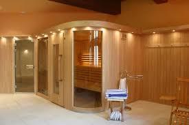 hammam et sauna à la villa florentine nordique