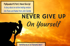 Sink Or Swim Trading by Pipsqueaks 13 Part 2 Don U0027t Give Up With Trading Slicktrade