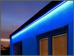 Exterior Led Strip Lighting Wimbledon And Electrical Intalite 552301 Outdoor 100 Pro White