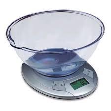 balance de cuisine avec bol balance silver 5 kg avec bol achat vente balance électronique