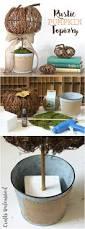 Fake Carvable Plastic Pumpkins by Best 25 Pumpkin Topiary Ideas On Pinterest Fall Topiaries Fake