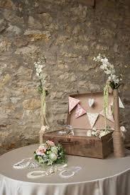 Table Centerpiece Rustic Wedding Decorations Ceremony Decoration Altar Flowers Handmade Vase Flower Arrangement