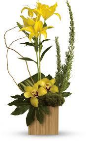 Telefloras Bamboo Tropics Bouquet