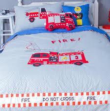 Fire Truck Cushion