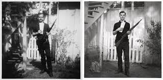 Original Backyard Oswald Photo Comparison To The Recreated TV Show ... Unforgettable Jfk Series David Thornberry Tag Aassination Backyard Photos Lee Harvey Oswald The Other Less Famous Photo Of Jack Ruby Shooting Original Backyard Comparison To The Created Tv Show Letter From Texas Oilman George Hw Bush Makes For Teresting John F Kennedy Assination Photo Showing With Tourist Enjoy Home Dallas City Tourcom Paradise Mathias Ungers Dvps Archives The Backyard Photos Part 1 Photograph Mimicking Pictures Getty Oswalds Ghost