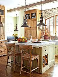 rustic kitchen island pendants ceiling lights spotlights