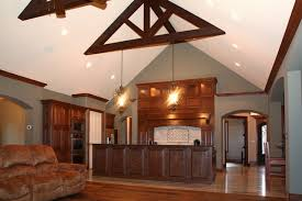 Ingenious Rustic House Plans With Open Concept 3 Kitchen Floor Plan