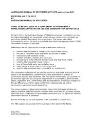 bureau of census and statistics census and statistics act 1905 section 13 by