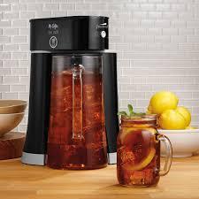 Mr Coffee Tea Cafe Iced Maker 25 Qt Black BVMC
