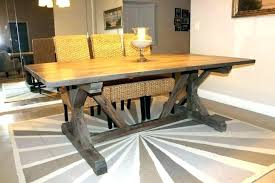 Image Of Farmhouse Dining Room Table Runner