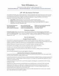 Restaurant Manager Resume Sample Pdf New Hr Manager Resume ...