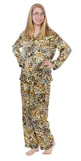women u0027s classic animal print pajama sets at amazon women u0027s