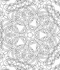 Printable Abstract Coloring Pages For Adults 19 Free Archives