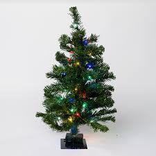 Mr Light 2Ft Pre Lit Mini Classic Tree