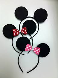 Mickey And Minnie Bathroom Accessories by Bulk Sale Minnie Mouse Ears Mickey Mouse Ears Headband
