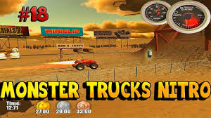 Monster Trucks Nitro Level 18 - YouTube 19x1200 Monster Trucks Nitro Game Wallpaper Redcat Racing Rc Earthquake 35 18 Scale Nitro Monster Truck Gameplay With A Truck Kyosho 33152 Mad Crusher Gp 4wd Rtr Red W Earthquake Losi Raminator Item Traxxas Etc 1900994723 Hsp 110 Tech Forums Calgary Maple Leaf Jam Ian Harding Photography Download Mac 133 2 Apk Commvegalo Trucks Gameplay Youtube