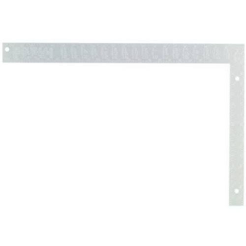 "Johnson Aluminum Framing Square - 16""x24"""