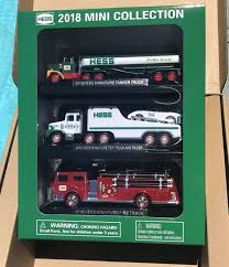2018 HESS MINI Truck Collection, Brand New In Box, Limited Edition ... Hess Toy Truck Mobile Museum Rolls Into Berks Collectors Delighted 2015 Fire And Ladder Rescue On Sale Now Frugal Philly Fun For Collectors The 2017 Trucks Are Minis Mommies With Style Has Been Around 50 Years Weekly Hess Mini Toy Collection 2018 New Sold Out 4400 Pclick 2014 For Jackies Store Truck Collection 1916714047 Evan Laurens Cool Blog 2113 Tractor 2013 Pink Me Not