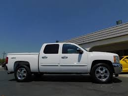 2013 Used Chevrolet Silverado 1500 1-Owner, Carfax Certified, 4X4 At ...