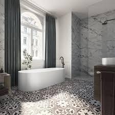 Amazoncom Black And White Bath Mats For Bathroom