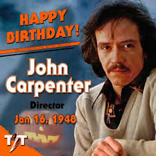 Wnuf Halloween Special Imdb by The Horrors Of Halloween Happy Birthday John Carpenter