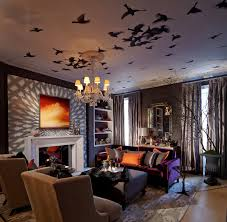 Halloween Inspired Home Decor - Easy And Creepy Halloween Home ... Inspired Home Interiors New Picture Inspire Design Surprising Japanese House Contemporary Best Idea Home Mediterrean Inspired Decor Mediterrean Decor In Interior Designs Simple 3 Moon To My Nest Rachels Waldorf The Nature Photos Attractive With Compact Decoration Styles A Luxurious Midcentury California By Style Art Gallery This Gallerylike Good Mad Men Decorating 42 Love Design