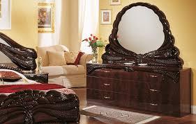 klassische schlafzimmer kommode mahogany
