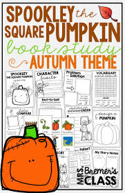 Spookley The Square Pumpkin Writing Activities by 323 Best Fall Activities K 1 Images On Pinterest Book Activities