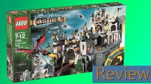 siege lego lego castle king s castle siege 7094 review