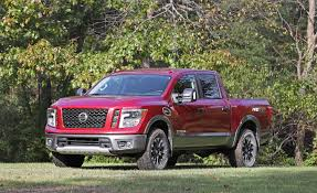 2017 Nissan Titan | Fuel Economy Review | Car And Driver Ford Adds Diesel New V6 To Enhance F150 Mpg For 18 10 Best Used Diesel Trucks And Cars Power Magazine That Can Start Having Problems At 1000 Miles L86 Ecotec3 62l Engine Review 2015 Gmc Sierra 1500 44 Crew Cab How Buy The Best Pickup Truck Roadshow 2017 Nissan Titan Fuel Economy Car Driver 2016 Sport Ecoboost Review With Gas Mileage 2014 Delivers 24 Highway Pickup Flatbed 4x4 Commercial Truck Egypt 2500hd 3500hd