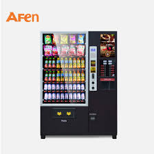 Afen Automatic Cup Noodle Commercial Coffee Vending Machine For Sale