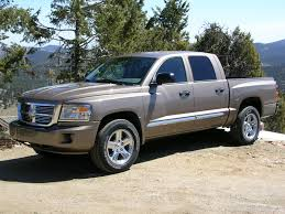2010 Dodge Dakota Laramie Crew Cab 4X2: Biggest, Most Powerful ...