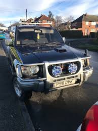 Mitsubishi Pajero 2.8 Gls Auto 4x4 Xenons Dab Radio Roof Light Bar ... Gmc Chevy Led Cab Roof Light Truck Car Parts 264155bk Recon 5pc 9led Amber Smoked Suv Rv Pickup 4x4 Top Running Roof Rack Lights Wiring And Gauge Installation 1 2 3 Dodge Ram Lights Wwwtopsimagescom 5 Lens Marker Lamps For Smoke Triangle Led Pcs Fits Land Rover Defender Rear Cabin Chelsea Company Smoke Lens Amber T10 Cnection Dust Cover 2012 Chevrolet Silverado 1500 Cab Lights Youtube Deposit Taken Suzuki Jimny 13 Good Overall Cdition With Realistic Vehicle V25 130x Ets2 Mods Euro Truck